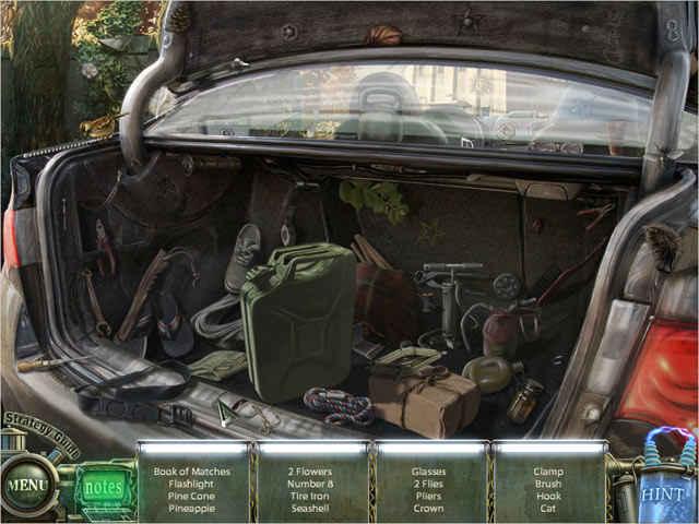 haunted halls: green hills sanitarium collector's edition screenshots 2