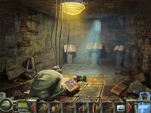 haunted halls: green hills sanitarium collector's edition screenshots 3