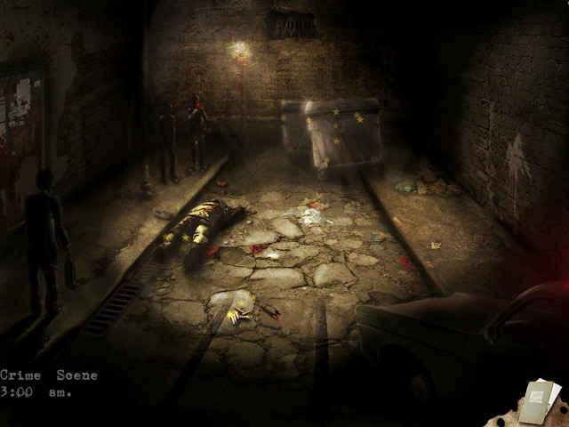 jane croft: the baker street murder screenshots 2