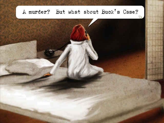 jane croft: the baker street murder screenshots 3