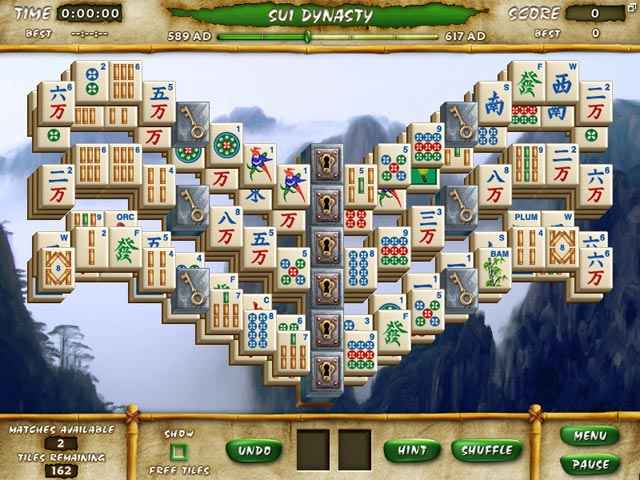 mahjong escape ancient china screenshots 1