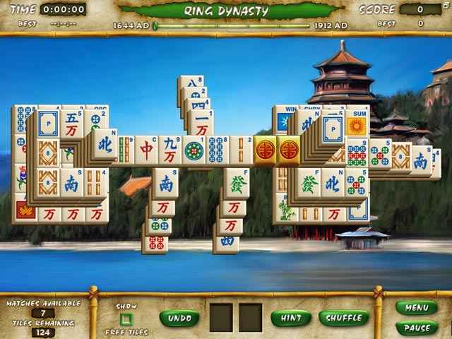 mahjong escape ancient china screenshots 2