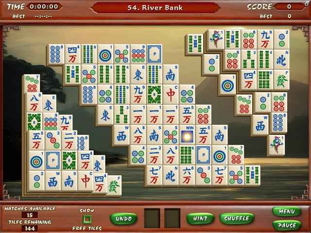 mahjong escape ancient china screenshots 3