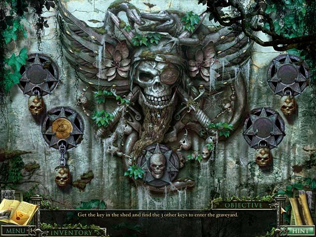 mystery case files: 13th skull collector's edition screenshots 2