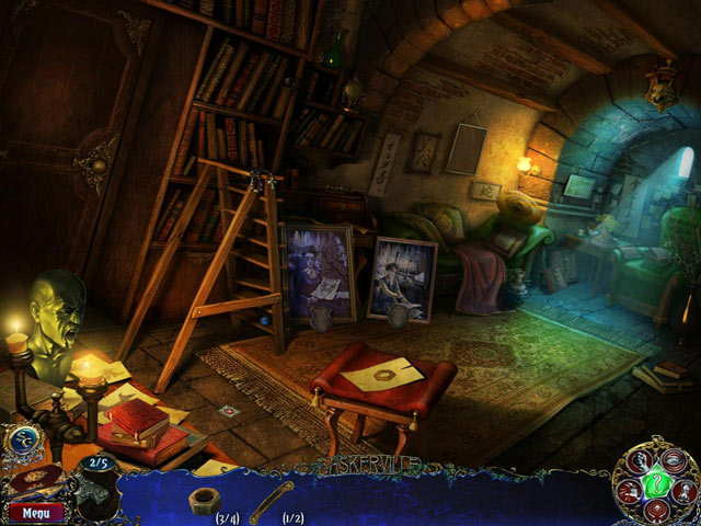 sherlock holmes: the hound of the baskervilles collector's edition screenshots 2