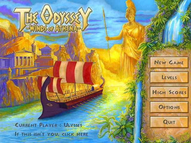 the odyssey - winds of athena screenshots 6