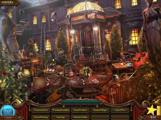 millionaire manor: the hidden object show screenshots 1