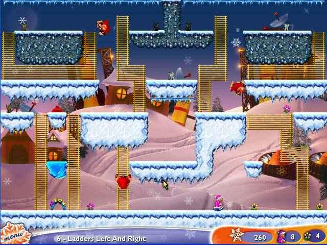 super granny winter wonderland screenshots 1