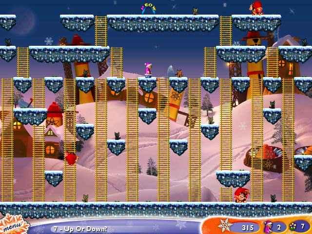 super granny winter wonderland screenshots 2