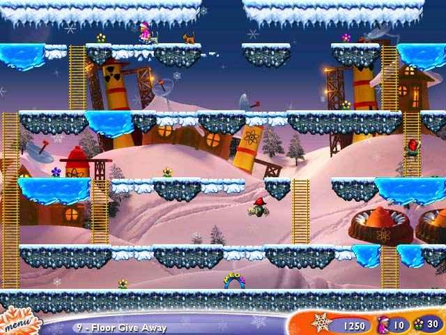 super granny winter wonderland screenshots 3