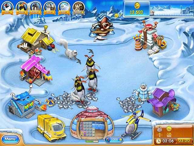 Веселая ферма 3: Ледниковый период y4ASO50tdw скриншоты.