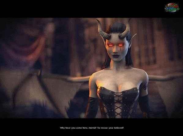sacra terra 2: kiss of death screenshots 2