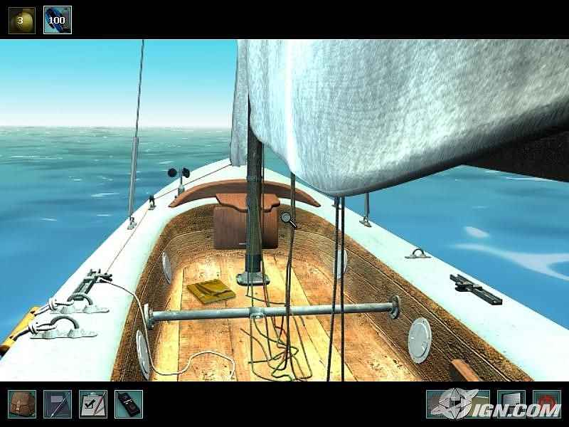 nancy drew 20: ransom of the seven ships screenshots 1