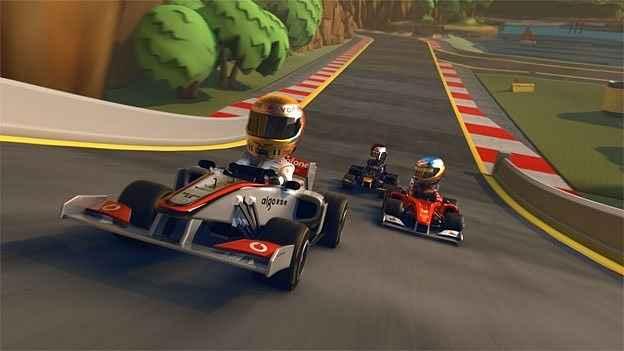 f1 race stars screenshots 1