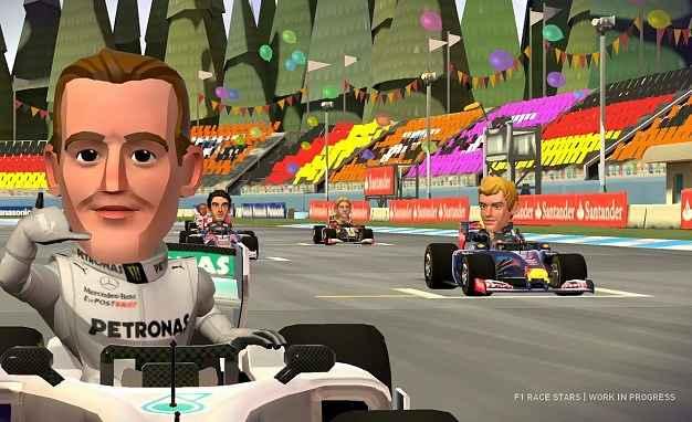 f1 race stars screenshots 3