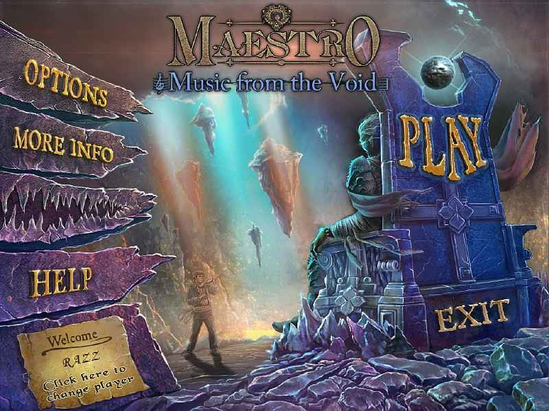maestro 3: music from the void screenshots 1