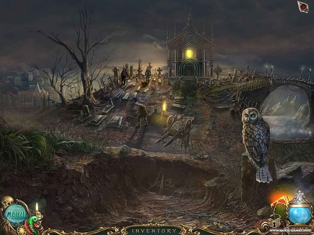 haunted legends: the undertaker collectors edition screenshots 2