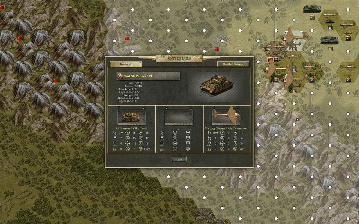 panzer corps afrika korps screenshots 1