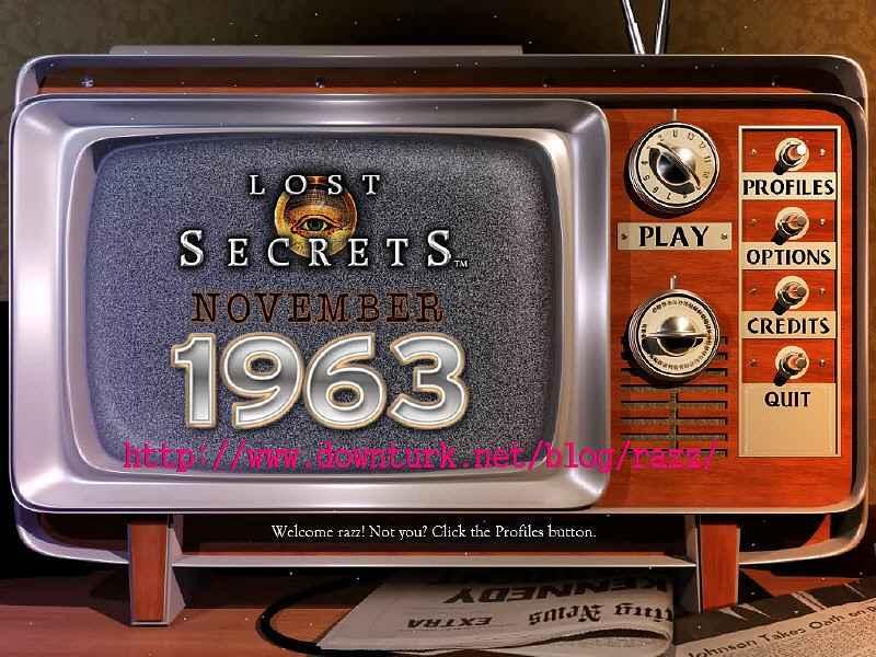 lost secrets 4: november 1963 screenshots 2