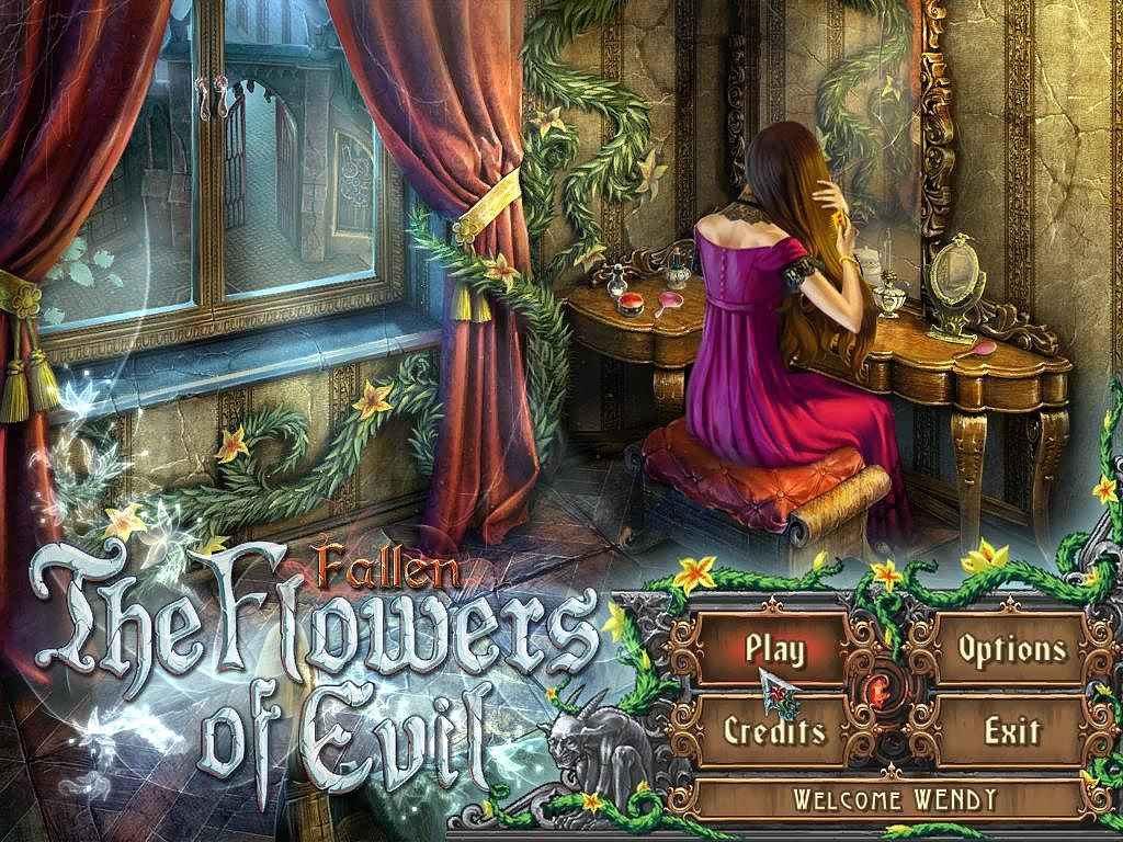 Fallen Flowers of Evil at BDStudioGames