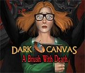 dark canvas: brush with death