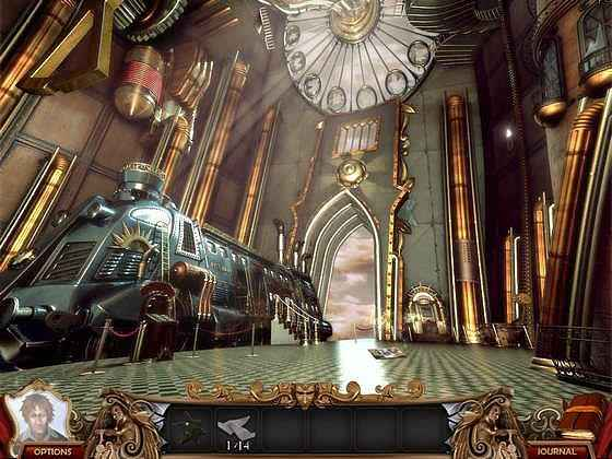 the mirror mysteries: forgotten kingdoms collector's edition screenshots 1