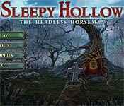 sleepy hollow: the headless horseman collector's edition