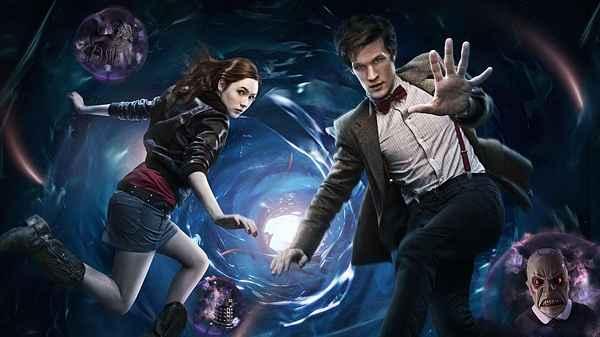 doctor who: the eternity clock screenshots 1
