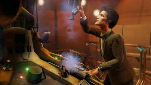 doctor who: the eternity clock screenshots 3
