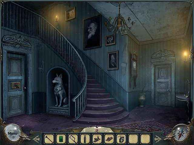 the curse of the werewolves collector's edition screenshots 1
