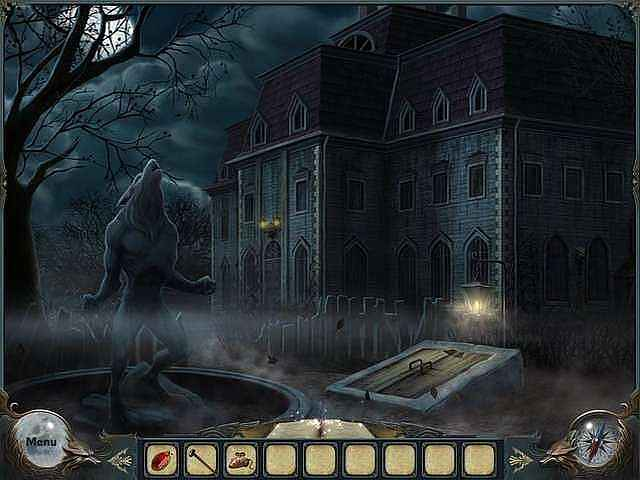 the curse of the werewolves collector's edition screenshots 3