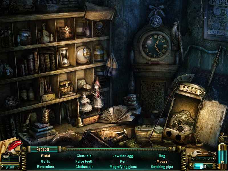 the invisible man collector's edition screenshots 1