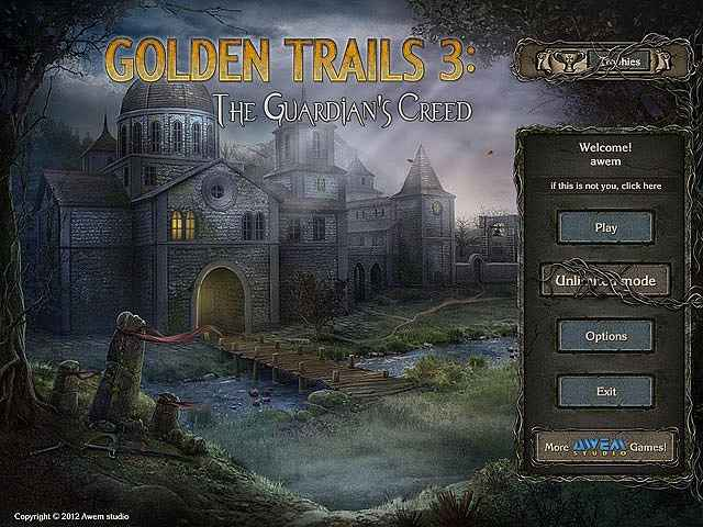 golden trails 3: the guardian's creed collector's edition screenshots 1