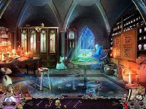 mysterium libro: romeo and juliet collector's edition screenshots 1