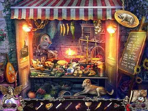 mysterium libro: romeo and juliet collector's edition screenshots 3