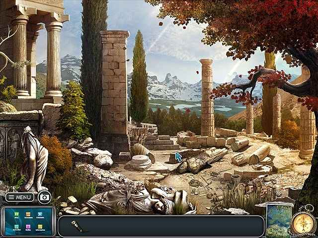 alexander the great: secrets of power collector's edition screenshots 1