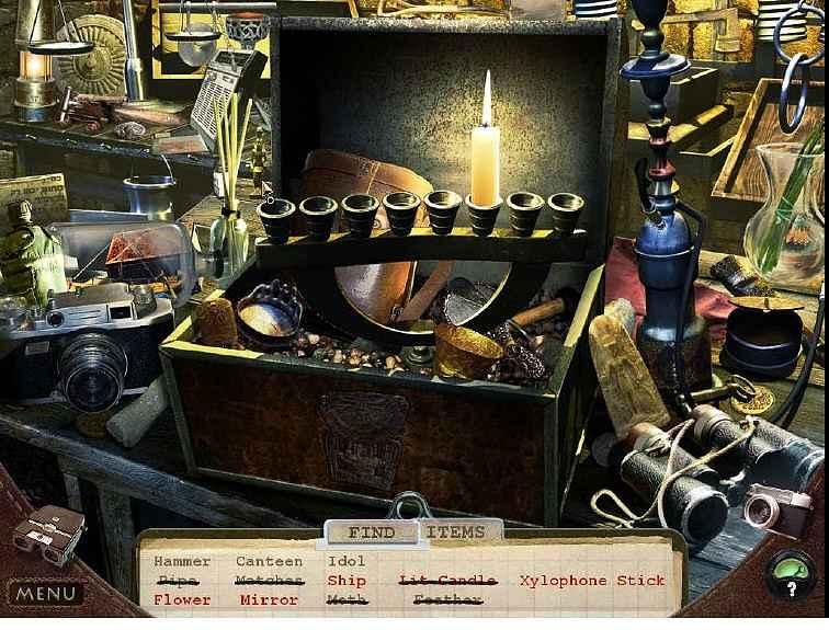 lost origins: the ambrosius child collector's edition screenshots 3