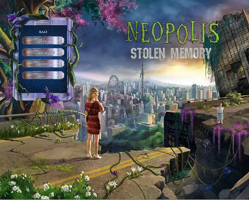 neopolis: stolen memory collector's edition screenshots 1
