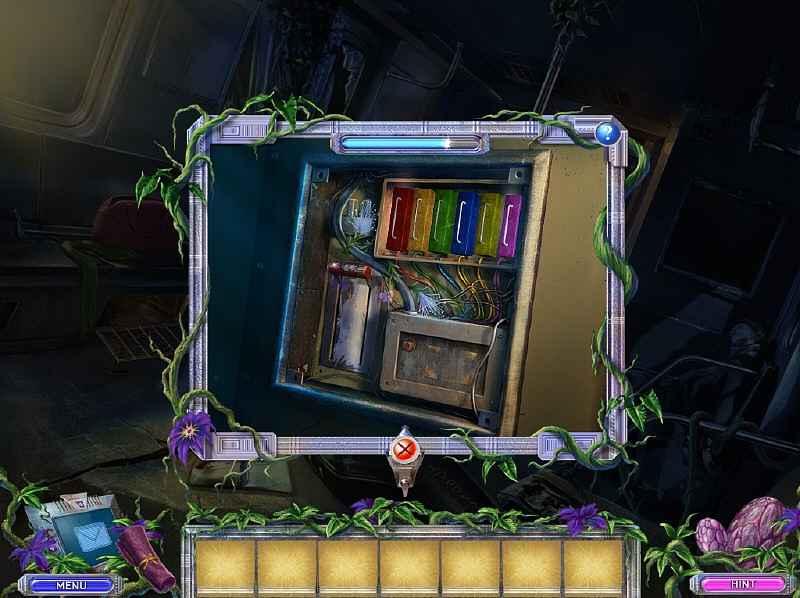 neopolis: stolen memory collector's edition screenshots 2