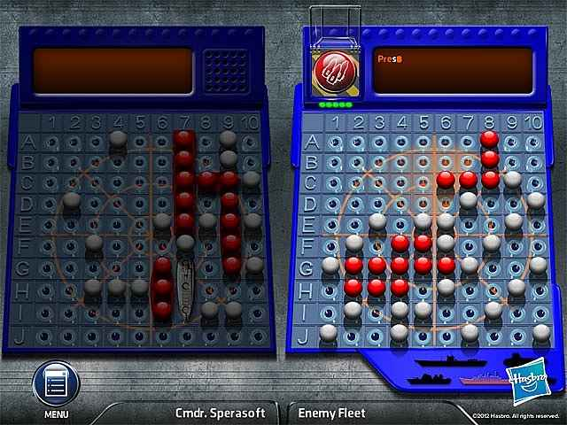 battleship: the tactical combat game screenshots 1