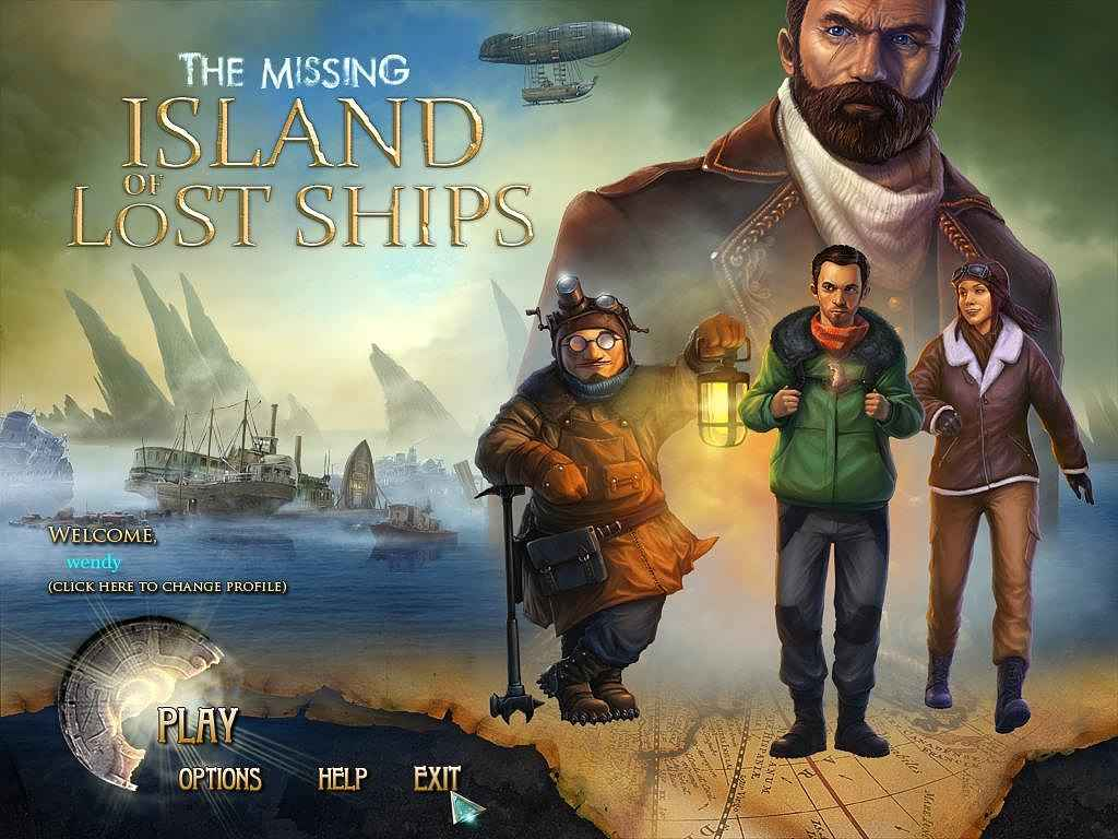 the missing: island of lost ships collector's edition screenshots 1