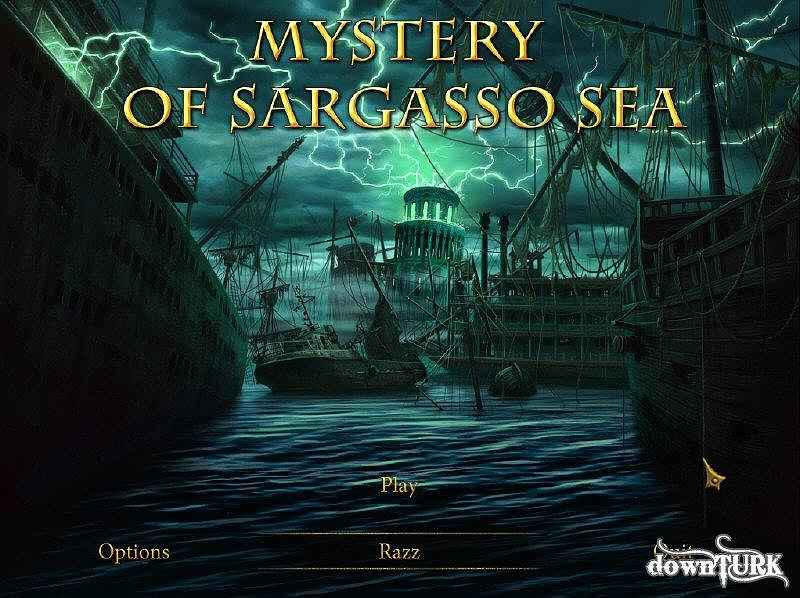 mystery of sargasso sea collector's edition screenshots 1