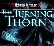 nightmare adventures: the turning thorn collector's edition