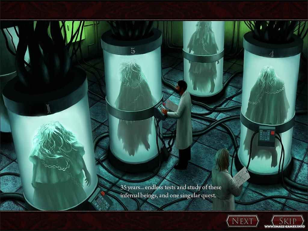 nightmare adventures: the turning thorn collector's edition screenshots 3