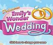 delicious emily's wonder wedding