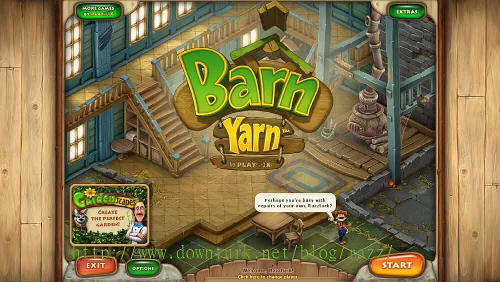 barn yarn collector's edition