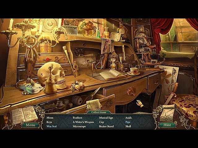 fairly twisted tales: the price of a rose collector's edition screenshots 1