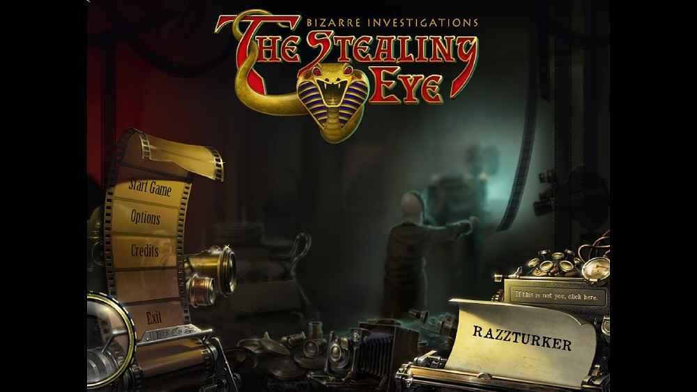 bizarre investigations: the stealing eye screenshots 1
