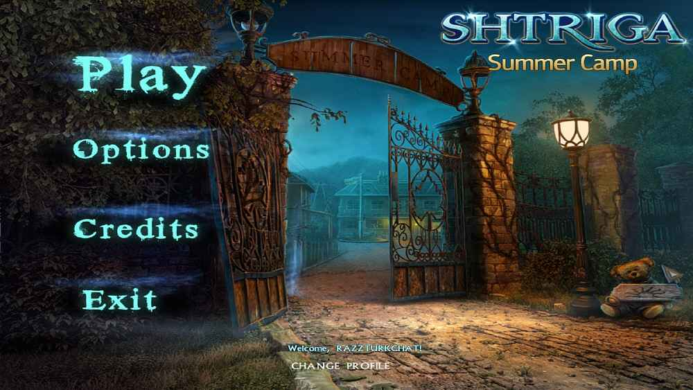 shtriga: summer camp collector's edition screenshots 1