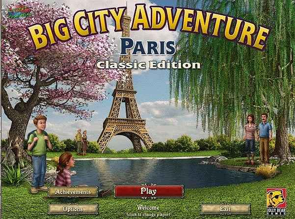 big city adventure: paris classic edition screenshots 1